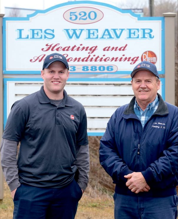 Les Weaver owners